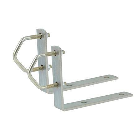 Support bracket  with fastening lugs