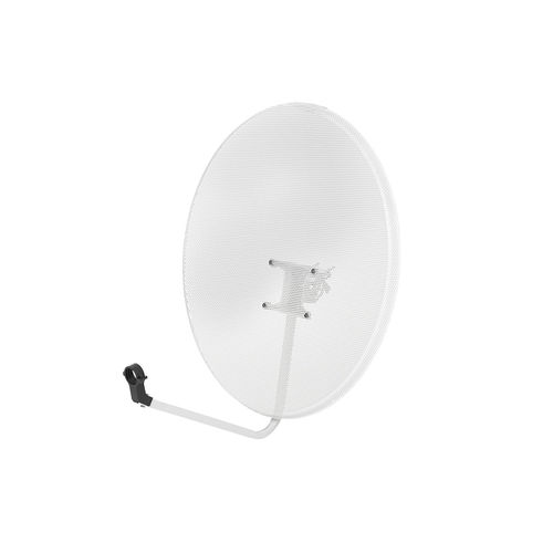 Satellite dish 80cm offset perforated